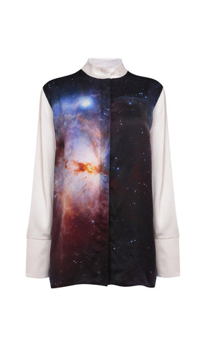 Peace Nebula Blouse