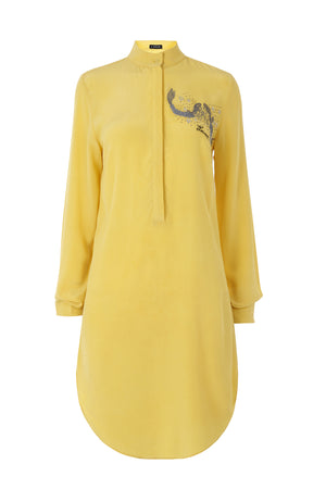 Solar Love Shirt Dress