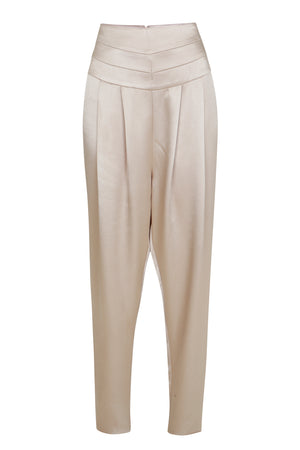 Zenya Draped Trousers