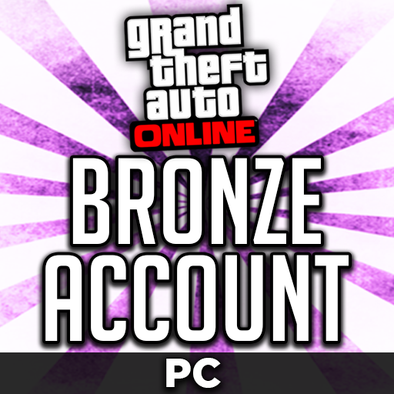 GTA 5 PC Bronze Account