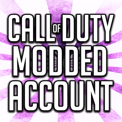 cod modded account xbox one