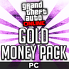 GTA 5 PC Gold Money Package