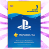 PSN PLUS PS4 PLUS TIME