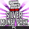 GTA 5 PC Silver Money Package