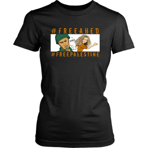 Free Ahed, Free Palestine Women's T-shirt
