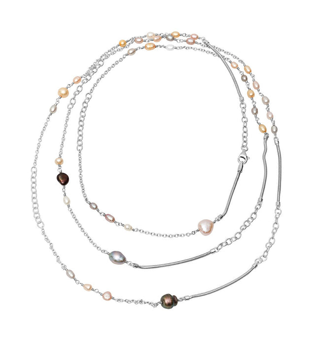 Endless Pearls: spring tones