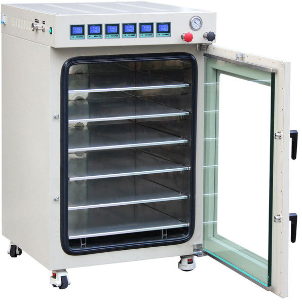 Across International 16 CF Vacuum Oven w/ 6 Shelves & SST Tubing UL/CSA Certified