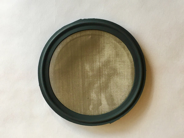 "3"" Tri Clamp 100 Mesh Screen Viton Gasket"