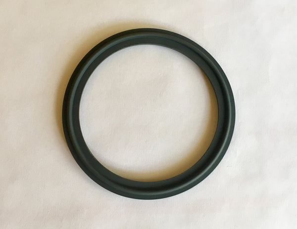 "6"" Tri Clamp Viton Gasket - FLANGED"