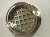 "4"" Sintered Mesh Filter Plate Version 2.0"