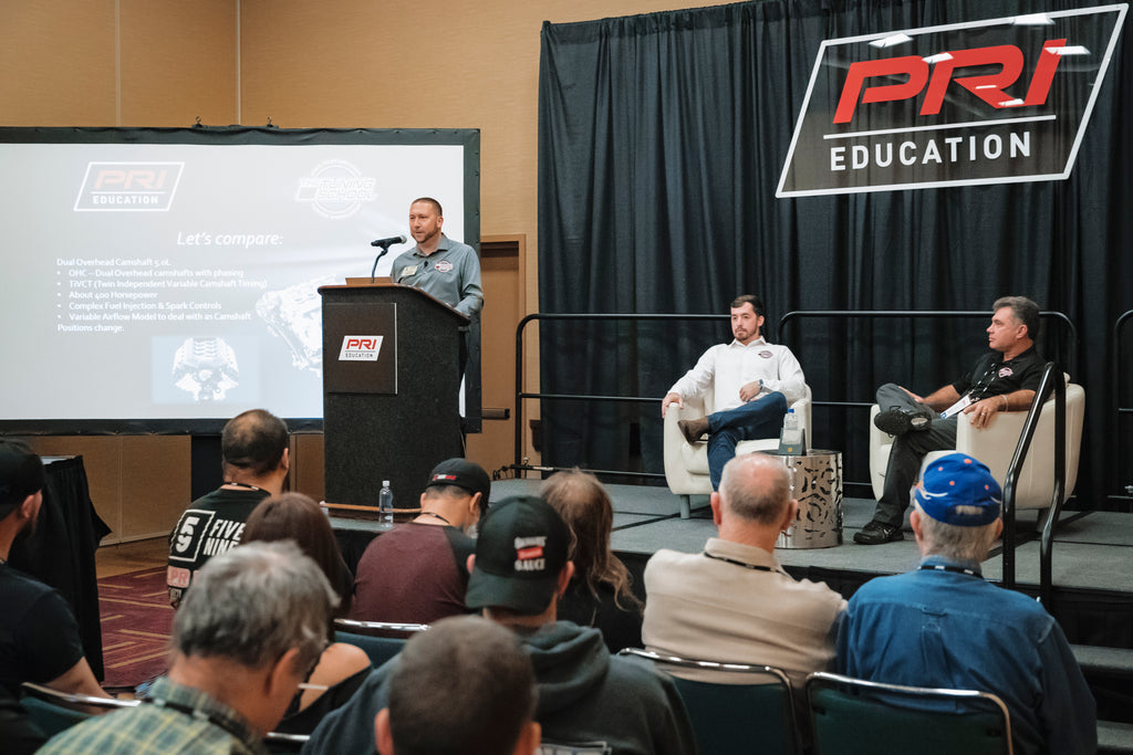 The Tuning School leads the PRI Education Seminar