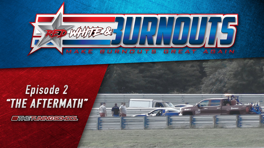 Red White & Burnouts Ep. 2