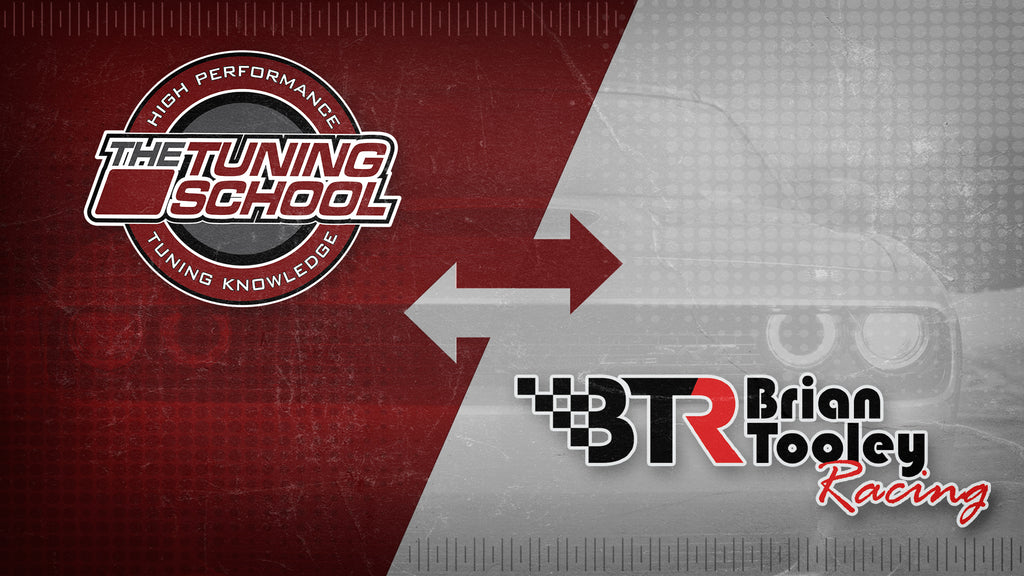 The Tuning School partners with Brian Tooley Racing