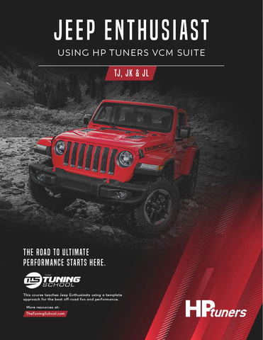 Jeep Enthusiast using HP Tuners