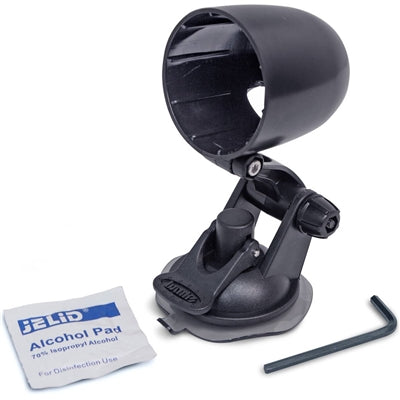Single Gauge Pod Suction Mount 52mm