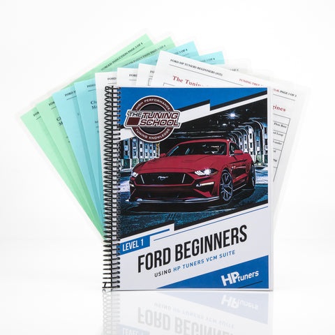 Ford Pro Enthusiast Bundle with Supercharged Laptop