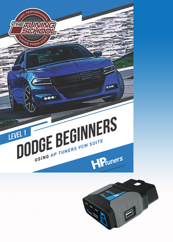 Dodge Bare Bones Bundle PRO using HP Tuners