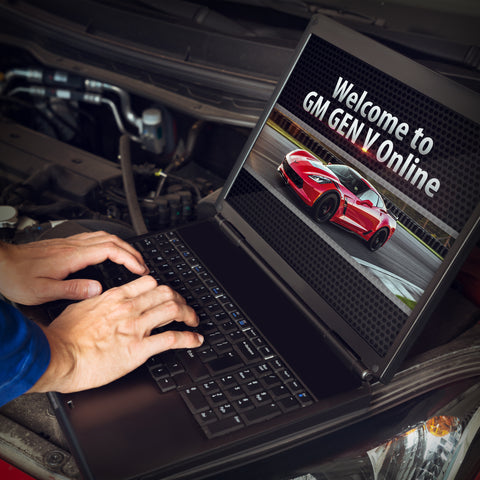 ONLINE COURSE- GM Gen V Essentials
