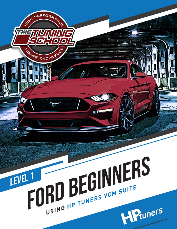 Ford Gas Tuning HP Tuners Level 1 (Beginner/Intermediate) Course