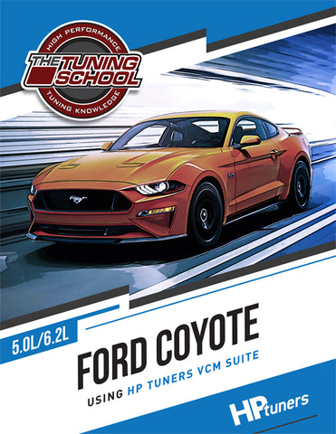 Ford Coyote Hands-On Class using HP Tuners - Tampa, January 2021