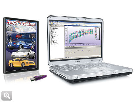 SCT Performance Pro Racer Software