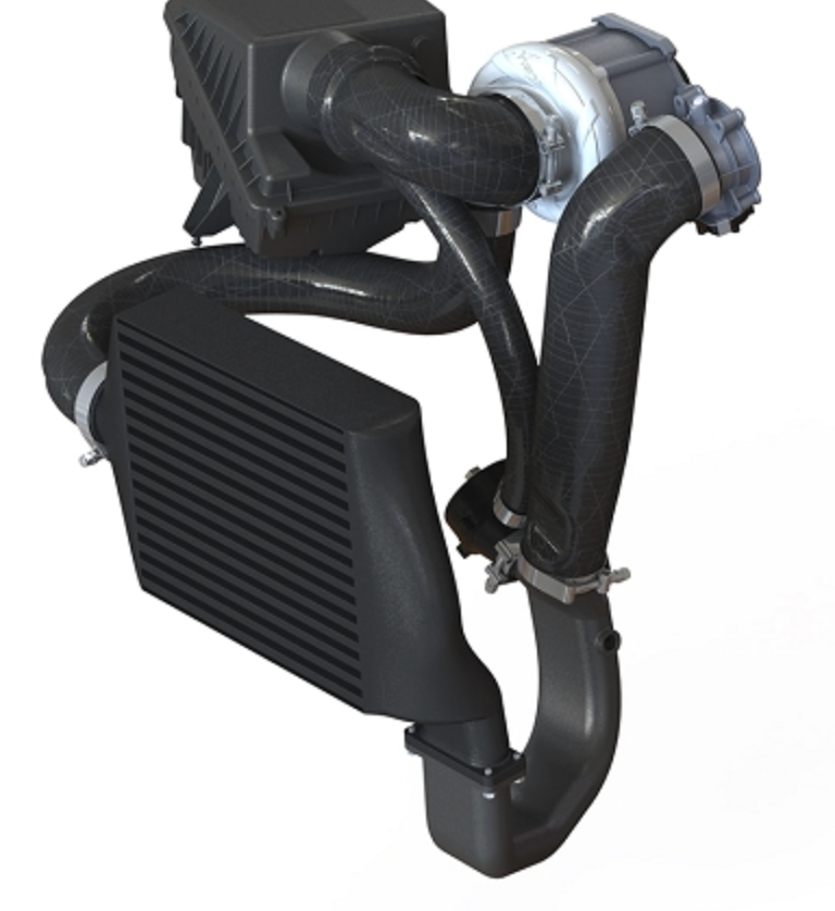 2012-2019 (JK) Stage 1 Jeep Wrangler Supercharger Kit