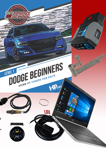 Dodge Pro Enthusiast Bundle with Supercharged Laptop