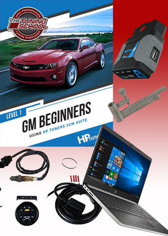 GM Pro Enthusiast Bundle with Supercharged Laptop