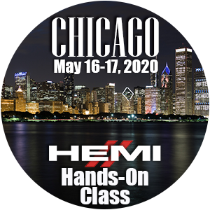 Dodge HEMI Level 1 Hands-On Class using HP Tuners - Chicago, IL May 2020