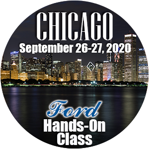 Ford Level 1 Hands-On Class using HP Tuners - Chicago, September 2020