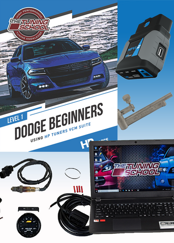 Dodge PRO Enthusiast Bundle with Laptop