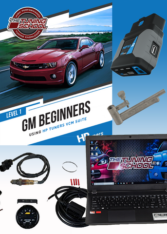 GM Enthusiast Bundle with Laptop