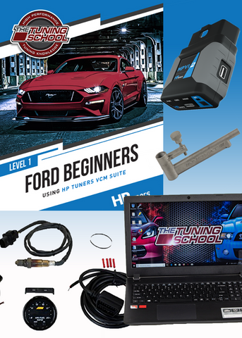 Ford Enthusiast Bundle with Laptop
