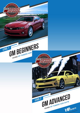 GM HP Tuners Level 1 & Level 2 Course Bundle