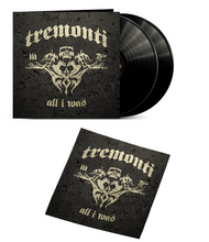 "Tremonti ""All I Was"" Limited Edition LP - The Album Bundle"