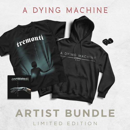 A Dying Machine Limited Edition Artist Bundle