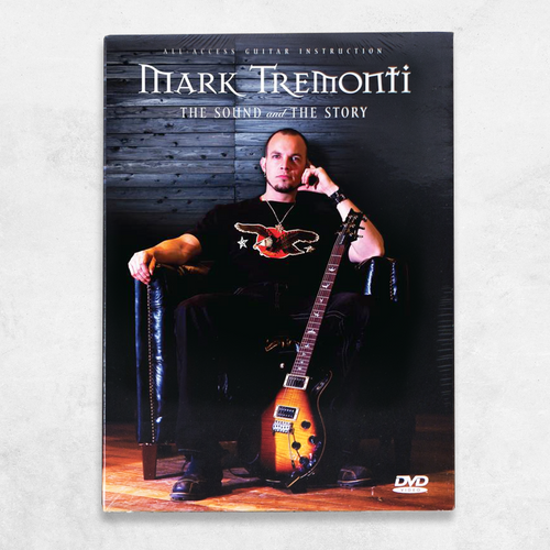 MARK TREMONTI: The Sound and The Story (DVD)