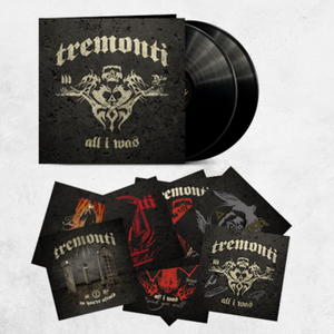 "Tremonti ""All I Was"" Limited Edition LP - The Deluxe Bundle - NO AUTOGRAPH"