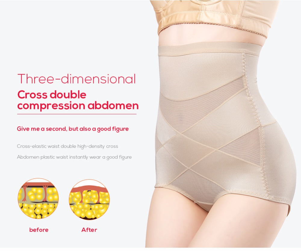 Body Shaper Butt Lifter Corset Sexy Slimming Shapewear Lingerie Weight Loss Pants For Women