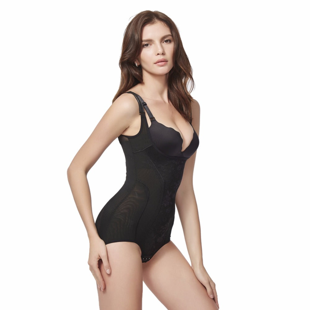 Body Shaper Waist Trainer Bodysuit Corset Butt Lifter Slimming Control Panties Lingerie Shapewear