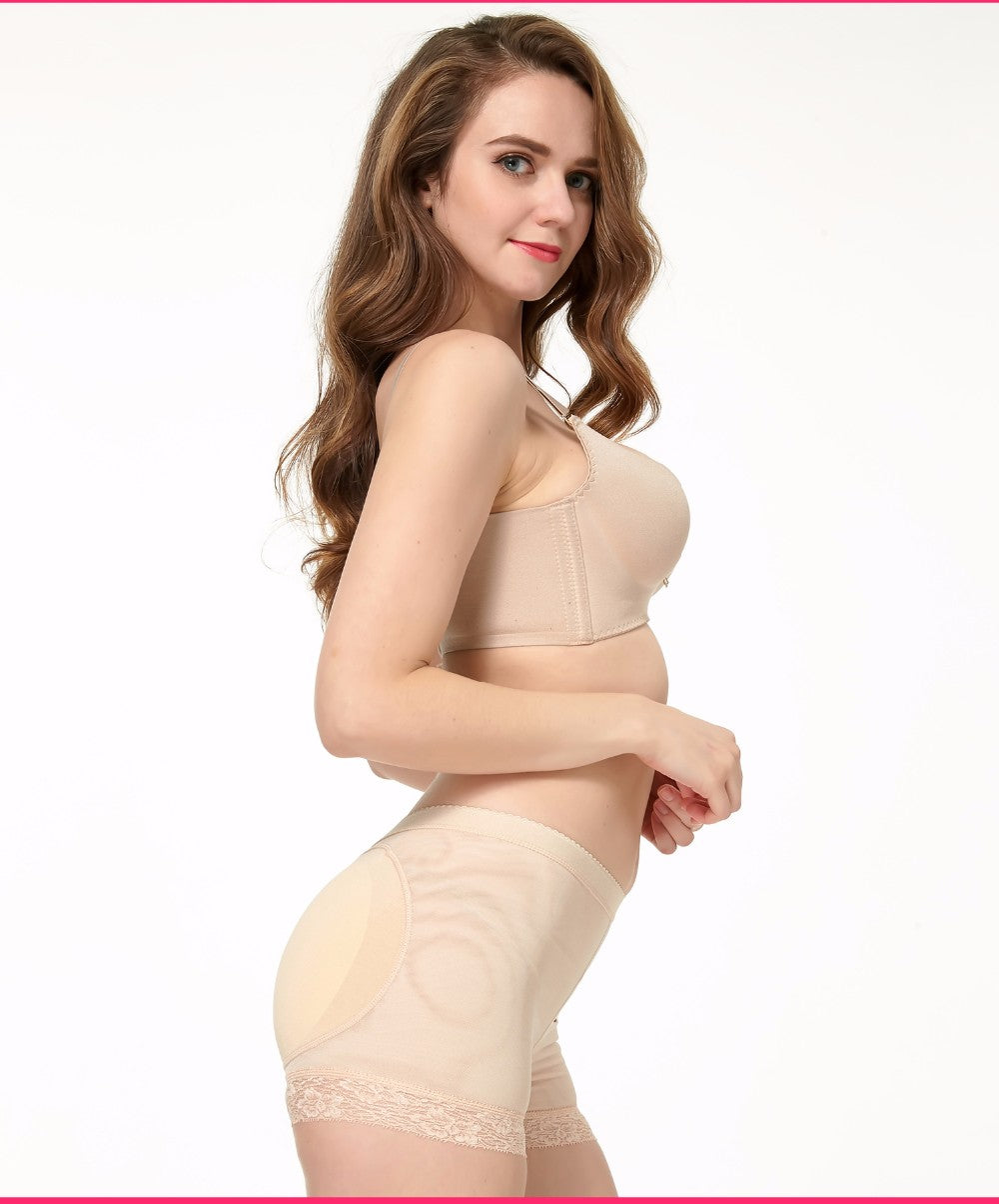 Booty Lifter Butt Enhancer Body Shaper With Tummy Control Shapewear Panties