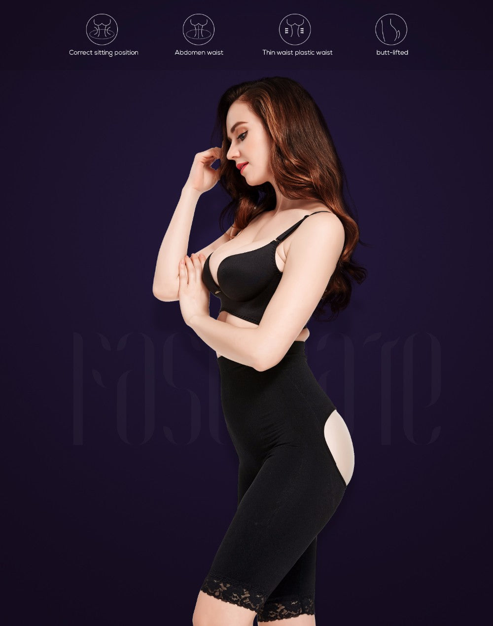 Butt Lifter Hot Body Shaper Booty Enhancing Shaper 10