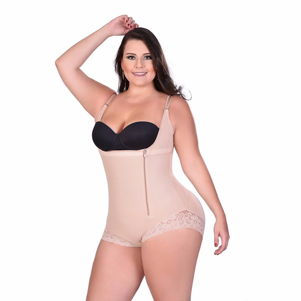Shapewear Bodysuit Waist Slimming Butt Lifter Slimming Body Shaper Underwear For Women