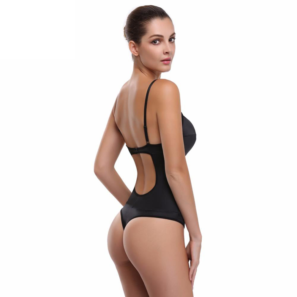 e8e7a20bae63 Shapewear Slimming Bodysuit Underwear Body Shaper Bodysuit Shapewear Corset  Lingerie For Women