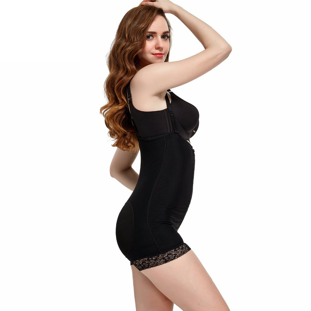Body Shaper Corset Bodysuit Slimming Underwear Shaper Bodysuit Lingerie Butt Lifter Ladies Shapewear Lingerie