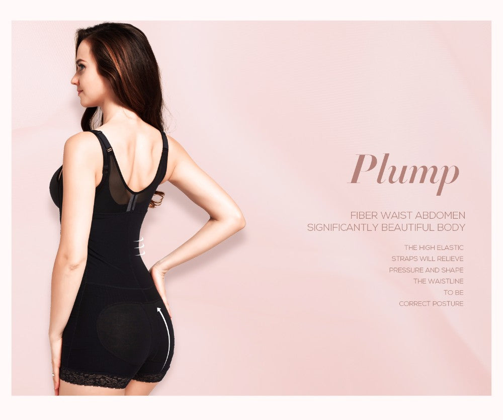 Slimming Underwear Bodysuit Body Shaper Corset Control Pants Waist Trainer Slimmer Body Shapewear
