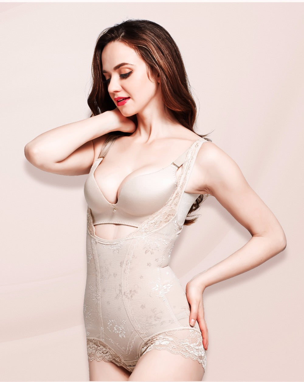 Slimming Underwear Bodysuit Body Shaper Lingerie Ladies Shapewear Body Shaping Underwear For Women