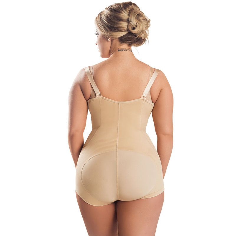 Women's Shapewear Bodysuit Waist Slimming Butt Lifter Waist Trainer Body Shaper