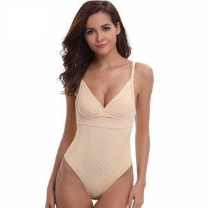 Body Shaper Bodysuit Slimming Underwear Shapewear Sexy Lingerie Waist Slimming Shapewear For Women