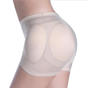 Body Shaper Butt Enhancer Briefs With Hips Pads Push Up Hot Pants Slimming Lingerie Hip Shaper High Waist Sexy Curve Enhancing Shapewear